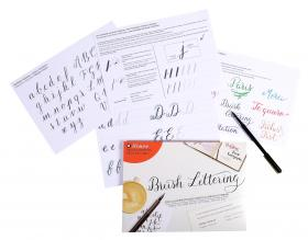 Calligraphy Pads & Practice Books
